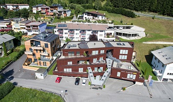 One-of-a-kind in Tyrol - the incomparable and bespoke SUN Matrei apartments - Classic in the background, Design front right and Tradition front left