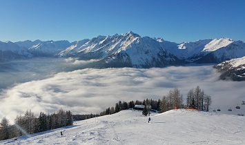 Fantastic pistes for skiing in Matrei in Osttirol