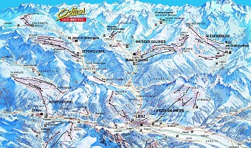 Ski areas in East Tyrol - family-friendly and snow-assured